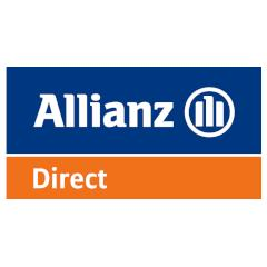 allianz direct w- logo