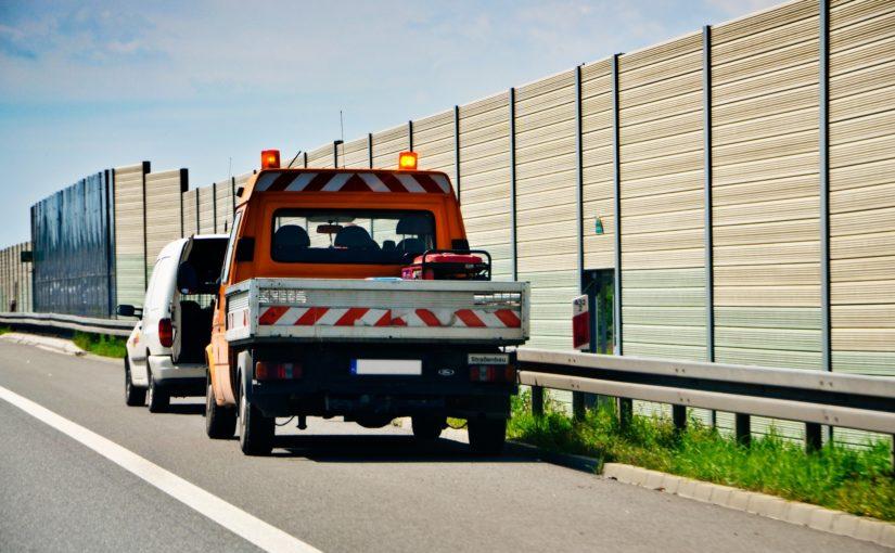 Olbrzymie koszty pomocy drogowej w Niemczech