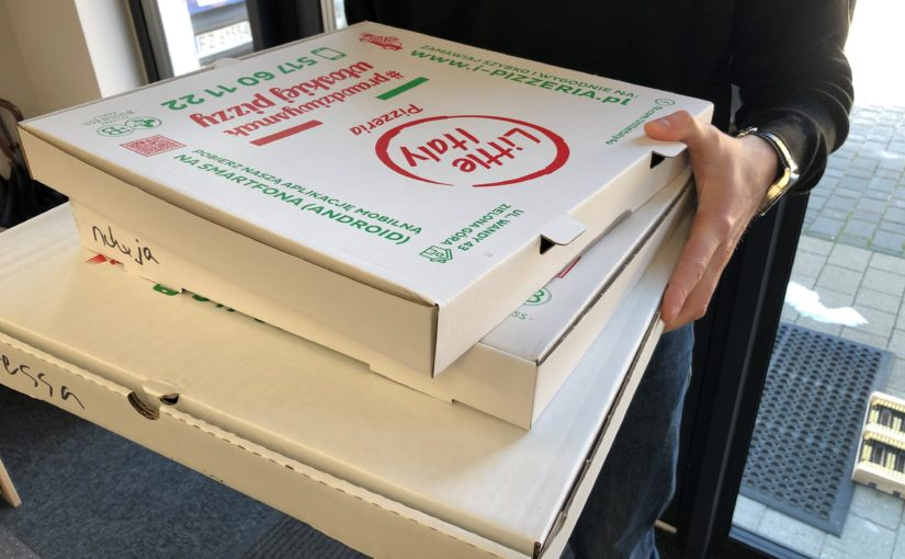 Jaka ochrona ubezpieczeniowa dla dostawców pizzy?