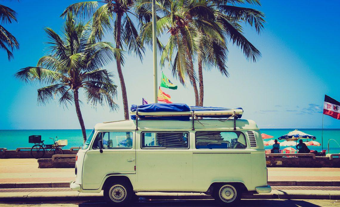 wakacje z własnym samochodem